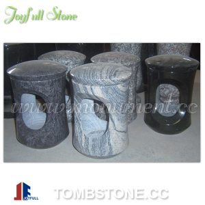 granite candle sticks
