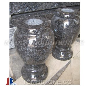 Granite vases for headstones